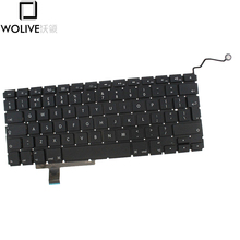 """Wolive A1297 UK English Keyboard For MacBook Pro 17"""" A1297 2009 2010 2011"""