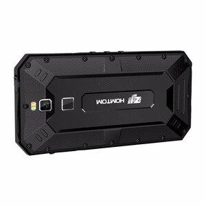 Image 5 - HOMTOM ZOJI Z8 IP68 עמיד למים עמיד הלם Dustproof טביעת אצבע 4G 4GB RAM + 64GB ROM 4250mAh 5V2A מתכת גוף OTG GPS Smartphone