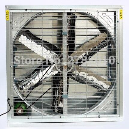 Ventilateur industriel ventilateur à pression négative ventilateur d'échappement à pression négative ventilateur d'échange d'air dispositif de Ventilation GY-60j