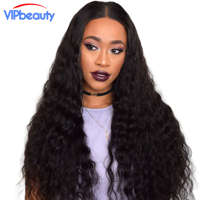 Vip Beauty Water Wave Indian Remy Hair Extension Human Hair Weave 1