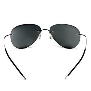 Image 2 - 2019 NEUE Sommer Übergang Sonnenbrille Titan Photochrome Gläser Rahmen männer und frauen Chameleon Brillen