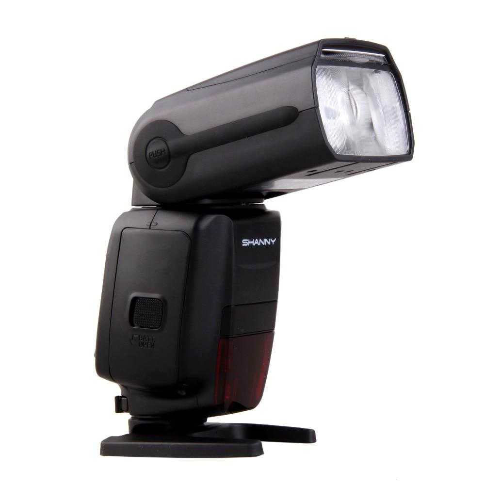 SHANNY SN600C На камере GN60 TTL Вспышка speedlite HSS 1/8000 S для Canon 7D Mark II 5D2 5D3 60D 70D 700D 650D 600D DSLR