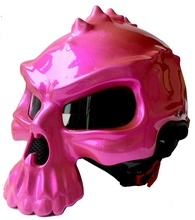 Envío de la gota Original 489 Masei Cráneo Casco de La Motocicleta Motos Cap Moto Capacetes casco