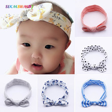 SLKMSWMDJ childrens baby hair band girl princess cute cloth headband sweet accessories for children over 1 year old