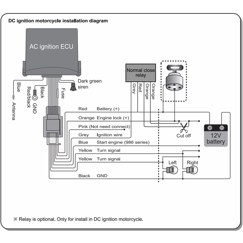 Avital 3100 Alarm Wiring Diagram : 32 Wiring Diagram