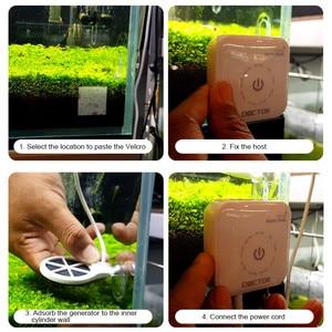 Image 2 - Bluetooth smart Chihiros Doctor twinstar 3rd generation Algae remove electronic inhibit green aquarium fish water plant tank
