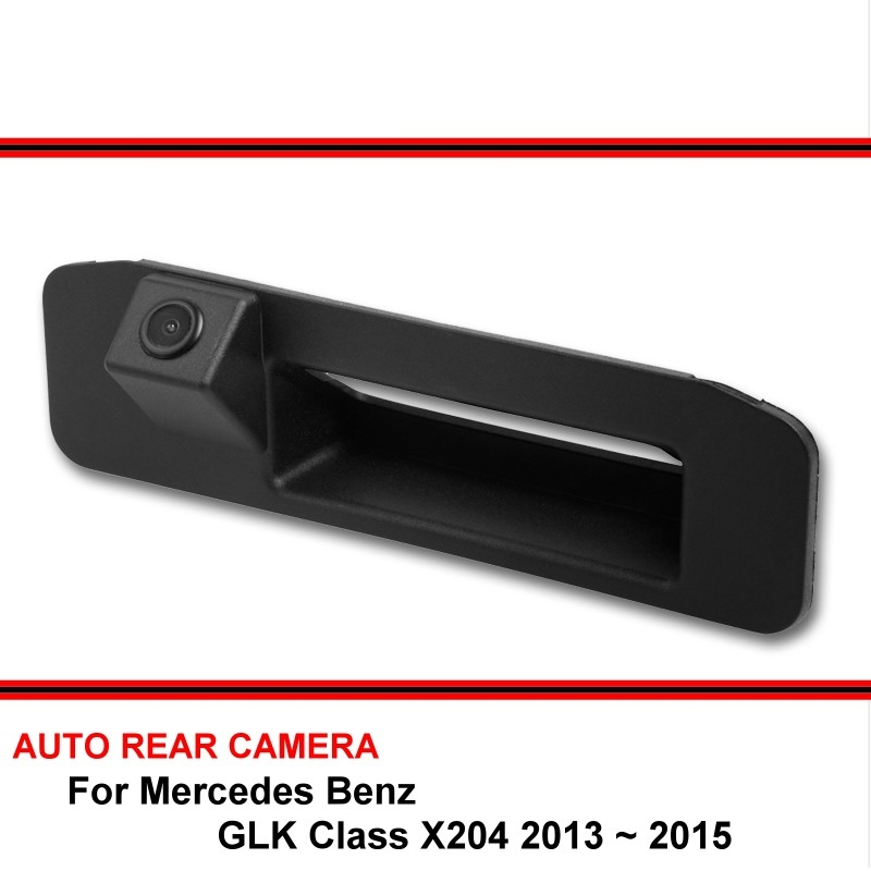 For Mercedes Benz GLK Class X204 2013 2014 2015 Trunk handle Car Reverse Backup Rearview Parking