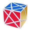Lo nuevo yongjun yj 3x3x3 plástico ángulo profissional competencia cubo mágico speed puzzle cubos de juguetes para los niños niños cubo mágico