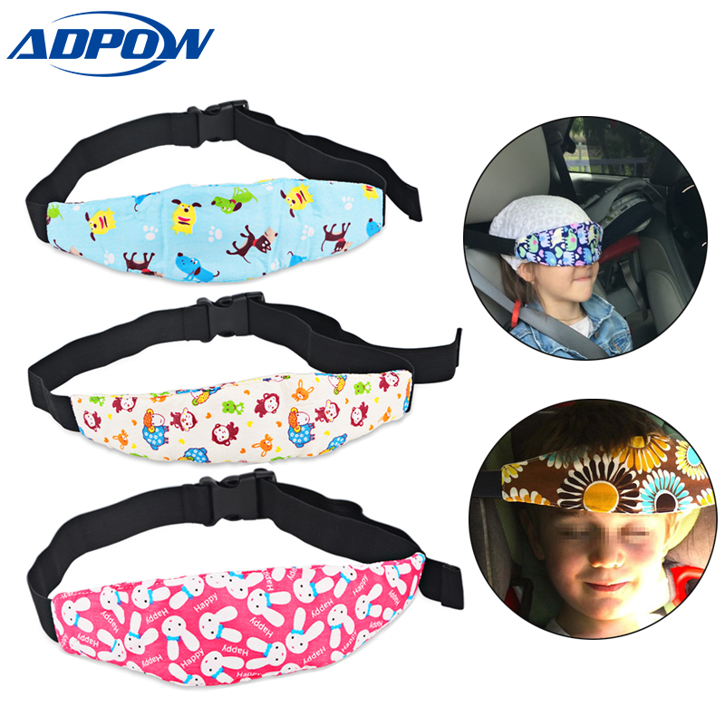 Bbay Infant Auto Car Seat Support Belt Safety Sleep Head Holder For Kids Child Baby Sleeping Safety Accessories Baby Care