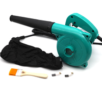 600W Electric Air Blower Vacuum Blowing Duster for Cleaning Computer Dust Soplador Electric Blower Fan UMS C002