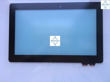 Nuevo para Asus Transformer T100T T100 T100TA FP-TPAY10104A-02X-H 10104A-02X tablet Pantalla Táctil del panel de cristal Digitalizador cable negro