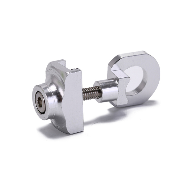 1PC Bike Bicycle BMX Chain Tensioner Fastener Adjuster Aluminum Bicycle Chain
