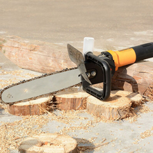 "Multifunction DIY Electric Chain Saw Converter Bracket  Woodworking Tool for 100mm 4"" Angle Grinder Chainsaw Electric saw"