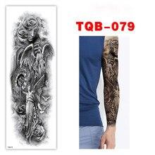 Anioł Tatuaż Rękawy Recenzje Zakupy Online Anioł Tatuaż