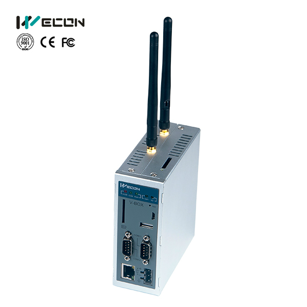WECON V BOX support MODBUS RTU/TCP which is easy to