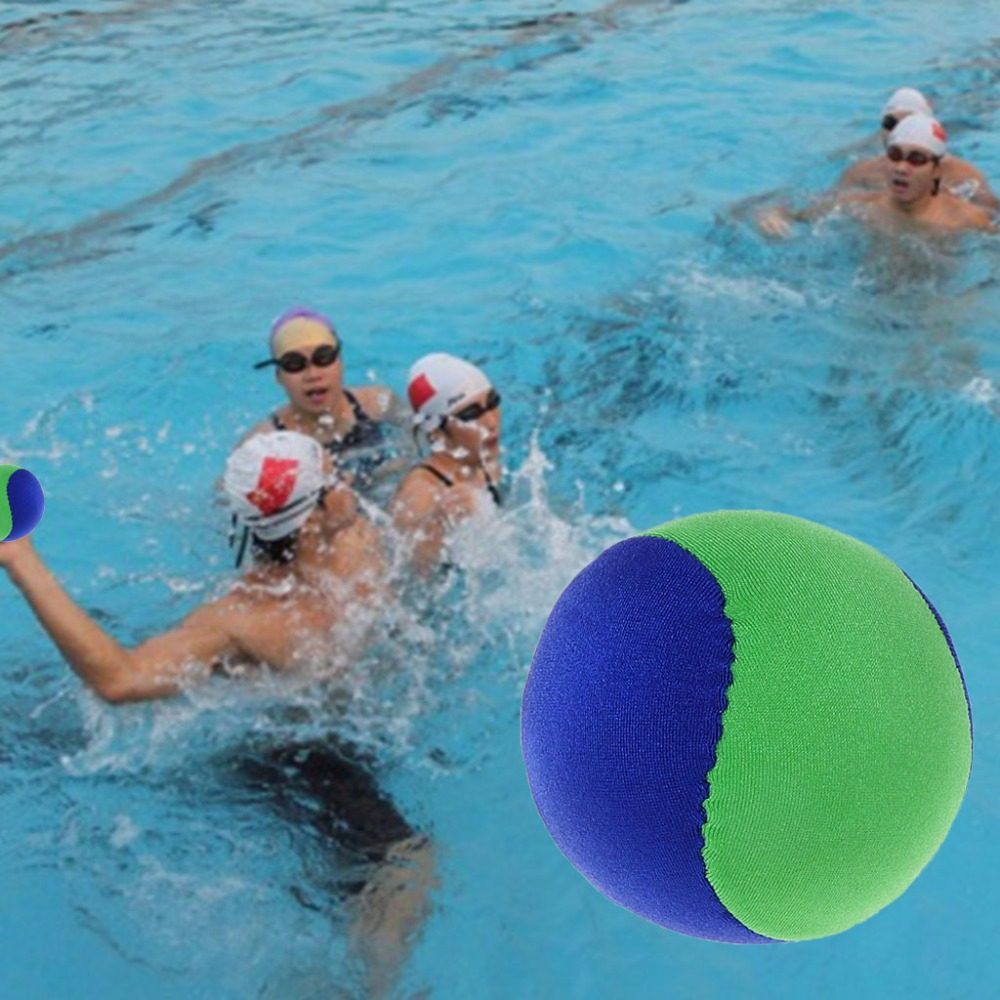 US $4.44 13% OFF|Fun Soft Water Bouncing Balls Sports Toys Swimming Pool  Sea Family Friends Games-in Water Play Equipment from Sports &  Entertainment ...
