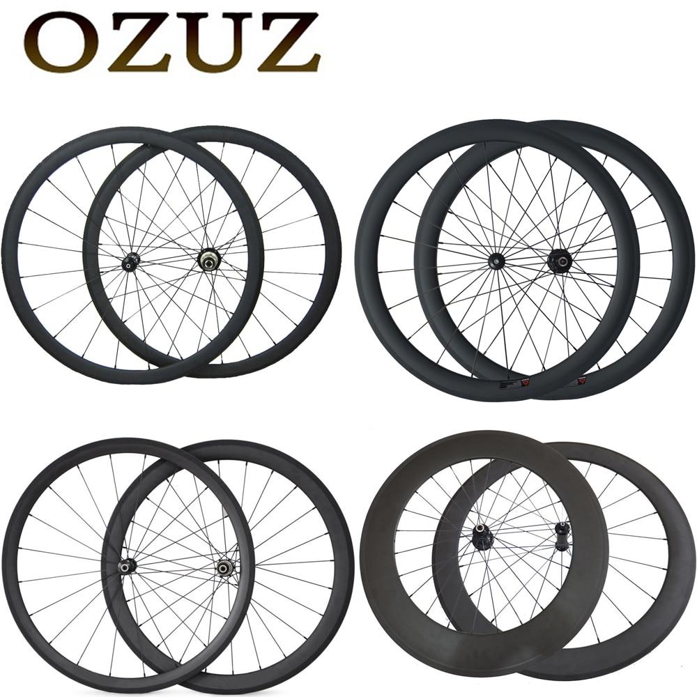 Free shipping 24mm tubular carbon wheels road bike wheel Top quality