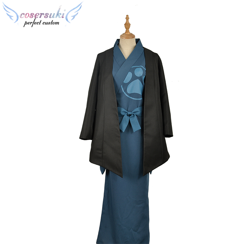 Bungo Stray Dog Dazai Osamu Cosplay Costumes Stage Performance Clothes , Perfect Custom for You !
