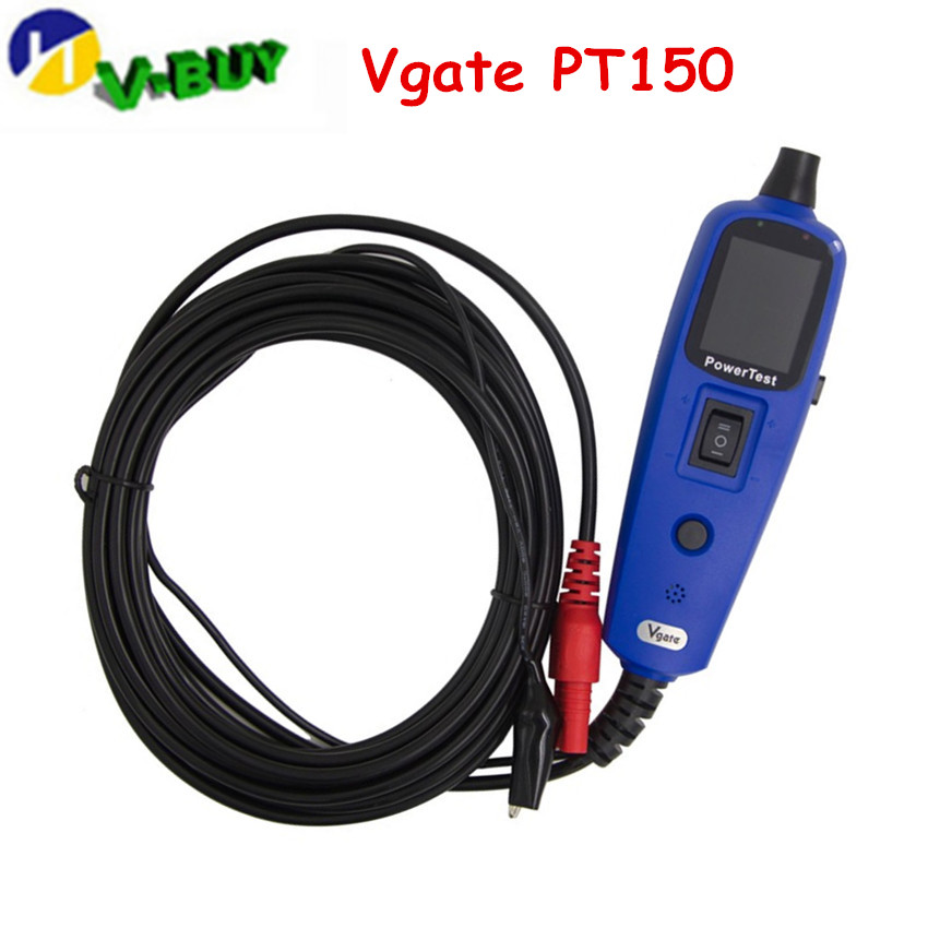 A Quality Vgate PT150 Electrical System Diagnostic Circuit Tester Tool Power Probe Tester Vgate PowerScan PT