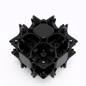 Image 4 - Youpin cubo magnético Giiker M3 3x3x3, cubo mágico cuadrado de Color vivo, rompecabezas de Ciencia, Educación no funciona con la aplicación Giiker