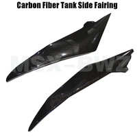 New Motorcycle Carbon Fiber Tank Side Cover Panel Fairing For Yamaha YZF R6 2008 2015 09