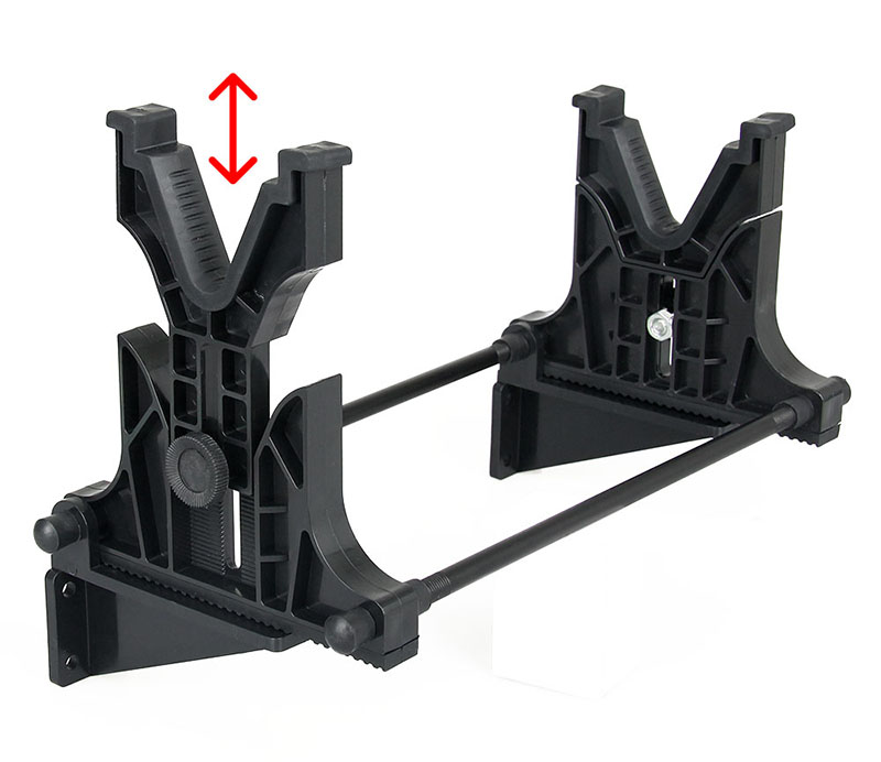 Accessory Rack Gun-Stands Cradle-Holder Bench-Rest Maintenance Display Airguns Tactical-Cleaning