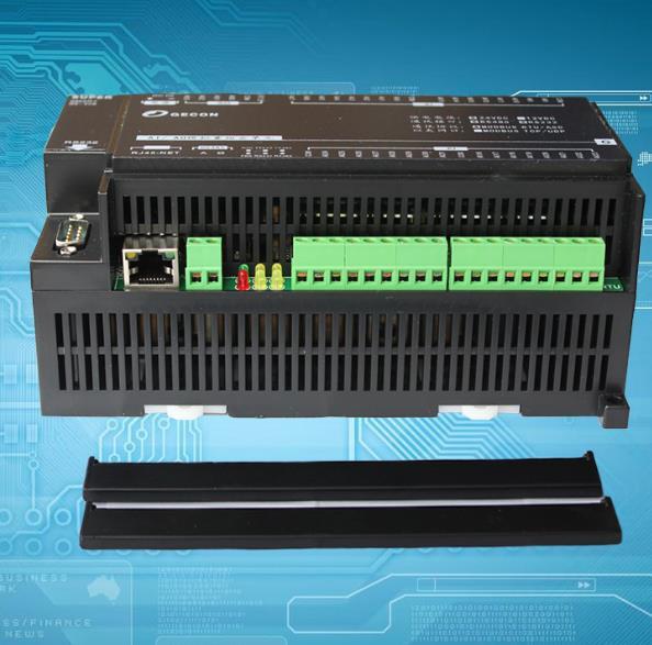 8AI entrée analogique 4AO sortie analogique 8DI entrée de commutateur 8DO relais Ethernet IO Module RS485 RS232 MODBUS TCP & RTU