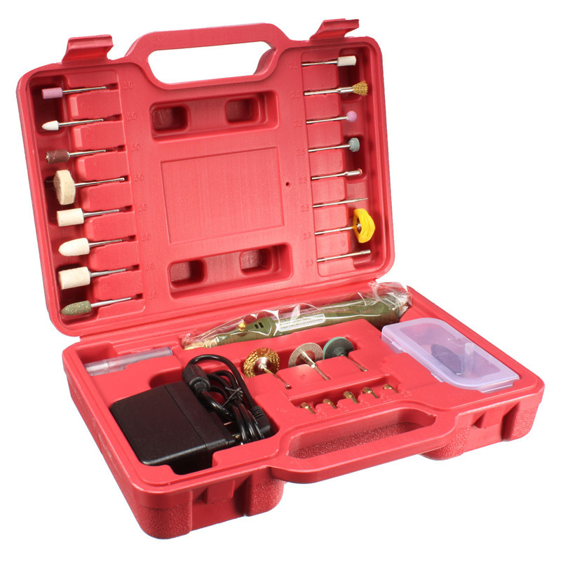 High Quality Mini Electric Drill Tool Kit AC110V/220V Rotary Power Tool Set Variable Speed Drill 18V Mini Drill Power Tools high quality mini drill variable speed hand drill electric grinding polishing grinder drillingtools professional power tools kit