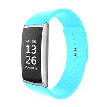 Z6 плюс Напульсники смарт-браслет с сердечного ритма Мониторы Фитнес трекер Дистанционное управление будильник Smart Band для IOS Android