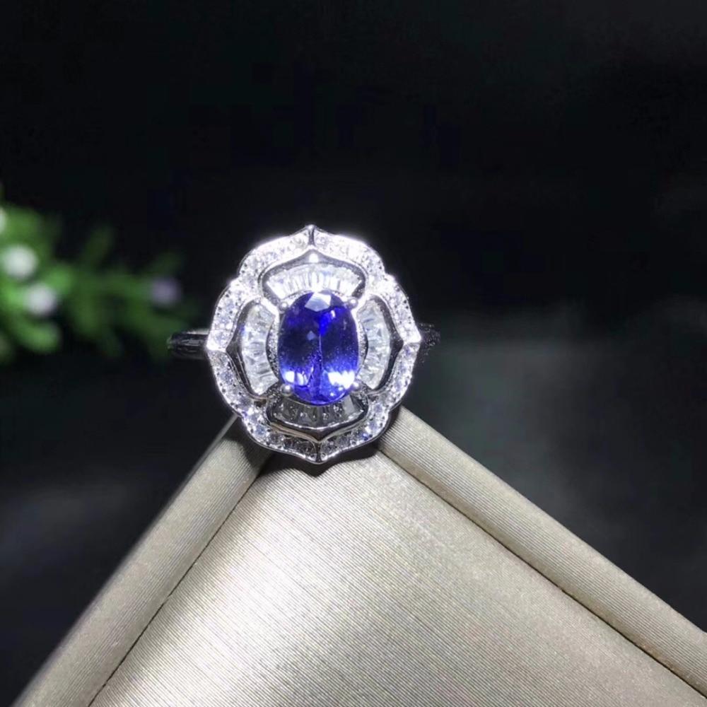 HTB1wOcDa5jrK1RjSsplq6xHmVXaN - Uloveido Natural Tanzanite Ring for Women 925 Sterling Silver Wedding Jewelry