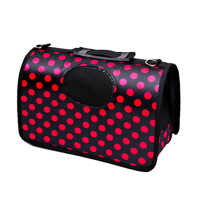 EVA Dog Carrier Foldable Outdoor Travel Carrier Bags for Small Dog Puppy Cats Carrying Carrier Animal Pet Supplies in Dog Carriers from Home Garden