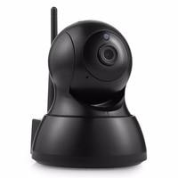 2018 New 720P CCTV Smart IP Camera Wifi PTZ Security Baby Monitor IR Night Vision Two