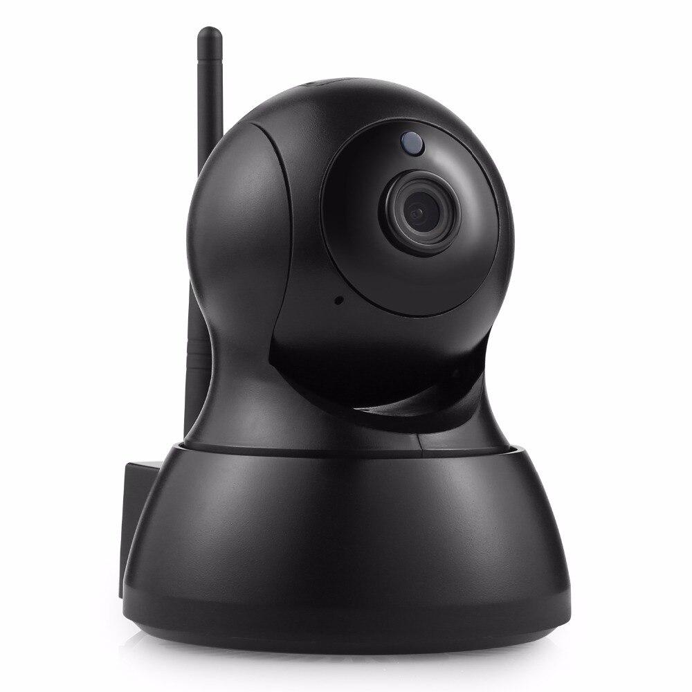 2018 Nouveau 720 P CCTV Smart IP Caméra Wifi PTZ de Sécurité Bébé moniteur IR Night Vision Two Way Audio Surveillance Sans Fil Caméra IP