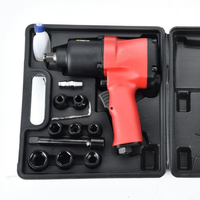Free shipping Air Pneumatic Wrench 1/2 1280N M Large Impact Wrench Torque Pneumatic Sleeve Air Tools