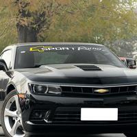スポーツレーシング車フロントガラスのフロントウィンドウシボレークルーズのオキアベオオーランドカマロアクセサリー -