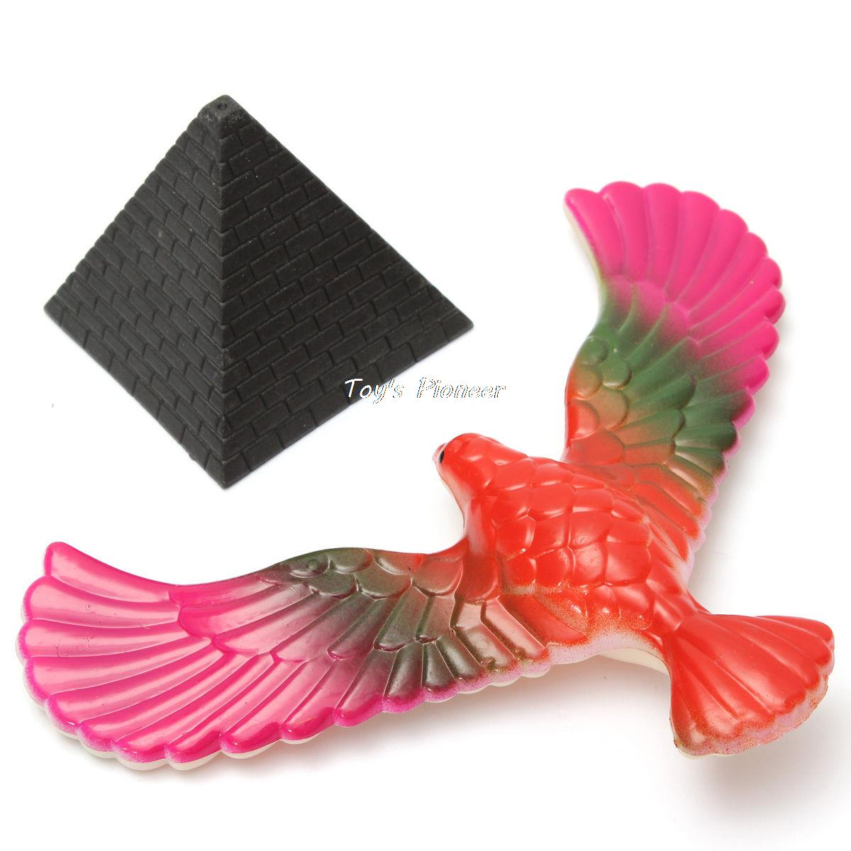 New Classical Magic Balancing Bird Science Desk Toy Novelty Eagle Fun Learning
