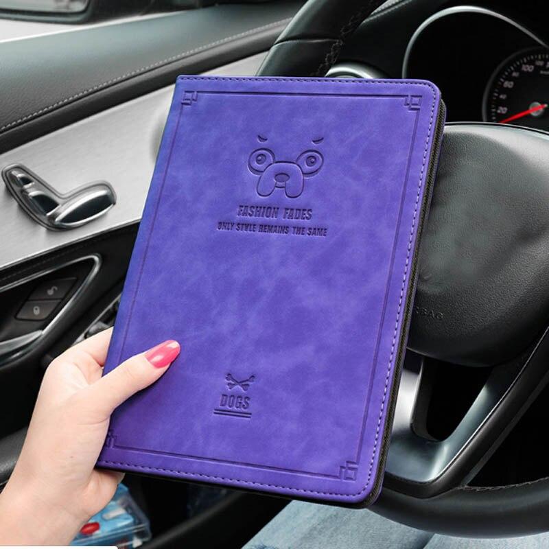 For ipad Mini 1 2 3 Case PU+leather Cute fashion dog pig Shockproof Folio Stand Cover For ipad Mini 4 Magnetic Flip Cover Case (4)