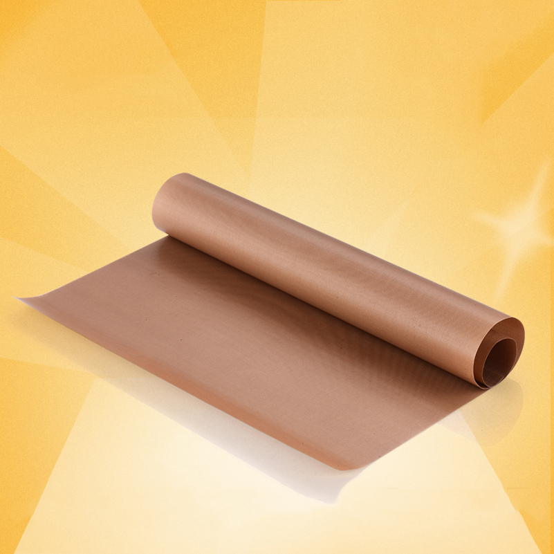 Reusable Baking Mat High Temperature Resistant Teflon Sheet Pastry Baking Oilpaper Heat-Resistant Pad Non-stick For Outdoor BBQ