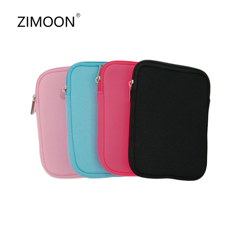 Tablet Sleeve Bag for Amazon Kindle Soft Case For Kindle Paperwhite 2 3  Voyage Cover for 6' E reader Kindle 7th 8th Pouch-in Tablets & e-Books Case