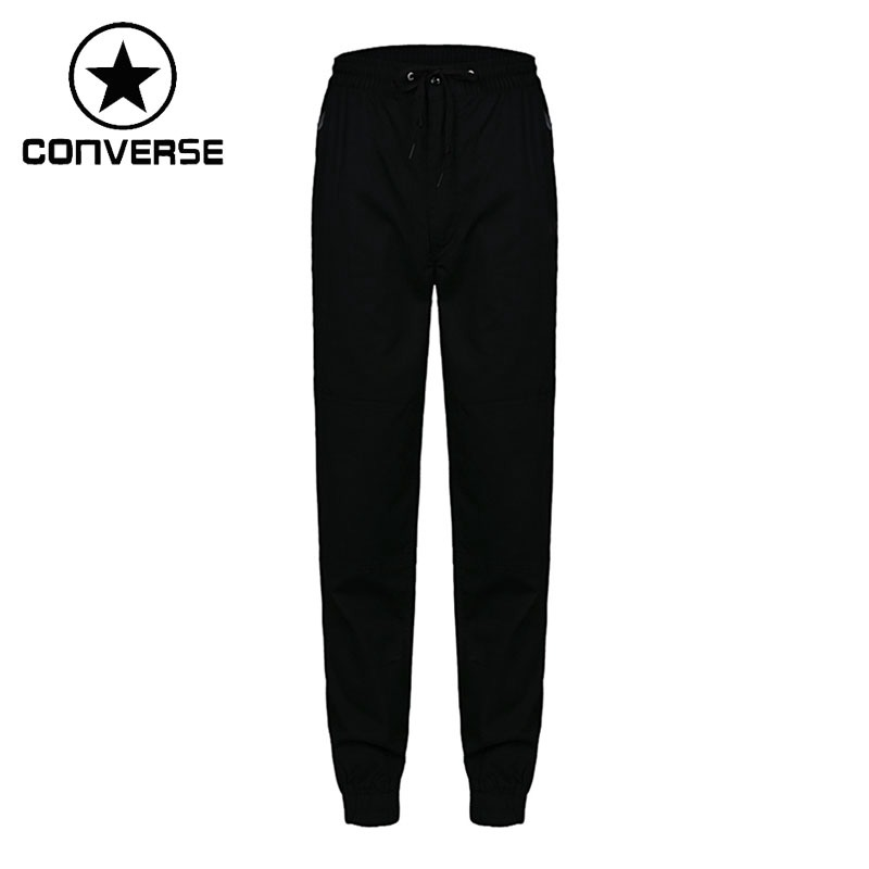 Original New Arrival 2018 Converse Woven Jogger Men's Pants Sportswear drawstring spliced camo jogger pants
