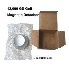 New Spider Warp Detacher Magnetic 12000 GS Alarm Clothes Detacher Kook Universal Magnet Tag Remover Golf
