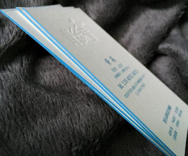 Impression Personnalise Papier PVC Daffaires Nom Visite Carte VIP