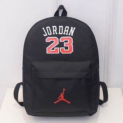 2018 NEW Hot Sale Jordan 23 School Backpack Fashion Star Oxford School Bag  for Girls Boys Couples School bag Gift for Jordan-in School Bags from  Luggage ... 01c698539c47a