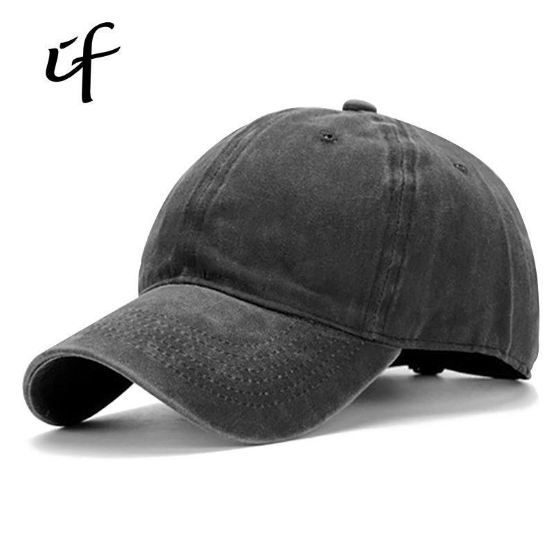 Women Snapback Caps Men Baseball Cap Dad Hats For Men Male Casquette Bone Gorra Washed Blank Vintage Solid Baseball Caps Sun Hat baseball cap men snapback casquette brand bone golf 2016 caps hats for men women sun hat visors gorras planas baseball snapback