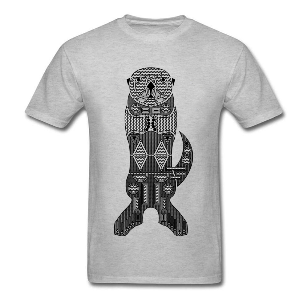 Otto The Otter Humorous Funny Designer Printed T Shirt 7 Exclusive Designs Cartoon T Shirt Men Unisex New Fashion Tshirt Tops & Tees