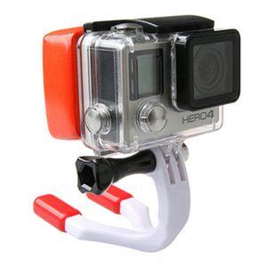 Image 3 - ملحقات Go pro ، أقواس ركوب الأمواج ، موصل لكاميرا Gopro Hero 6 5 4 3 لـ SJ4000