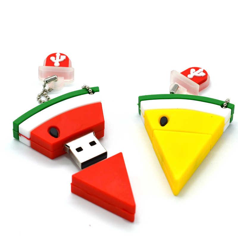Hot Watermelon USB-Stick 64 GB USB2.0 Pen Drive 64 GB Pendrive 32 GB 16 GB 8 GB 4 GB USB Stick