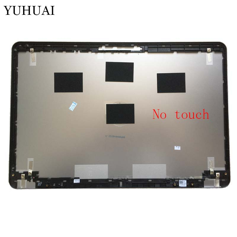 New case For Dell Inspiron 15-7000 15 7537 TOP LCD BACK COVER without touch new bottom base box for dell inspiron 15 5000 5564 5565 5567 base cn t7j6n t7j6n