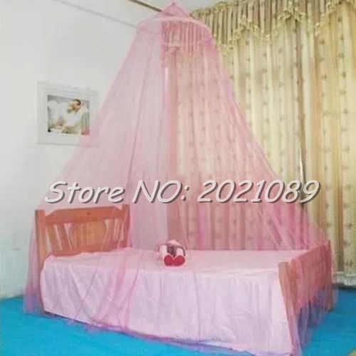 250*900*60Cm Baru 2016 1Pc Hotsale Summer Kelambu Kubah Bulat Elegan Renda Bed Kelambu kanopi Nyamuk Kelambu Memakai Timelive