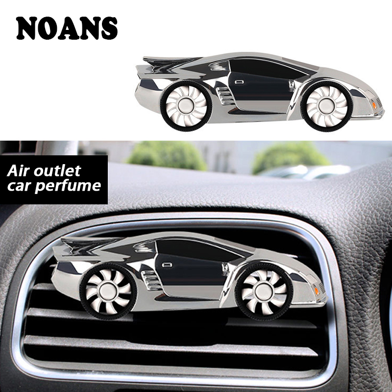 NOANS Auto Car Model Aromatherapy Air Outlet Fragrance Accessories For Honda Civic 2006-2011 Chevrolet Cruze Hyundai Solaris i30
